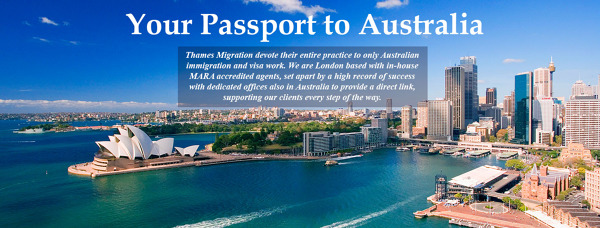 Photo by Thames Migration- Australia Migration and Visa Specialists