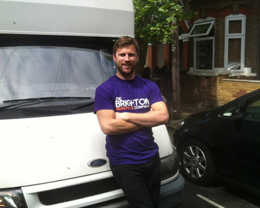 Photo by The Brighton Removals Company
