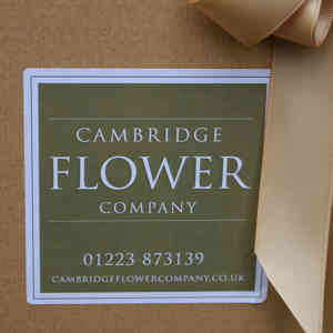 Photo by The Cambridge Flower Company