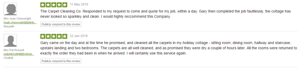 Photo by THE CARPET CLEANING COMPANY
