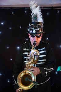 Photo by The Curious LITTLE big Band