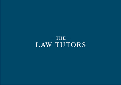 Photo by The Law Tutors