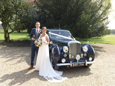Photo by The Yorkshire Wedding Car