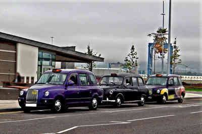 Photo by Tooting Taxis
