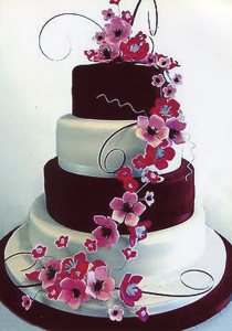 Photo by Top Tier Wedding Cakes