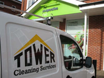 Photo by Tower Cleaning Services Ltd