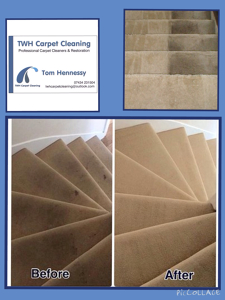 Photo by TWH Carpet Cleaning  & cleaning services
