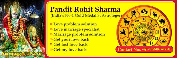 Photo by Vashikaran Specialist Pandit Rohit Sharma +918968620218