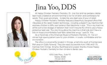 Photo by Vinings Childrens Pediatric Dentistry- Smyrna-Marietta-Dunwoody-Buckhead