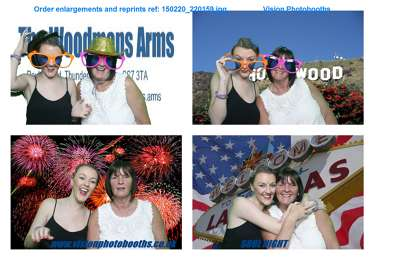 Photo by Vision Photobooths
