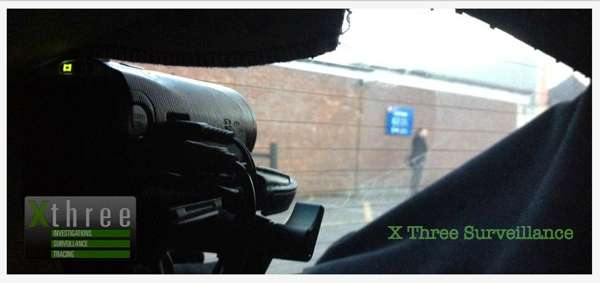 Photo by X Three Surveillance Ltd