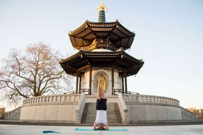 Photo by Yoga with Callum