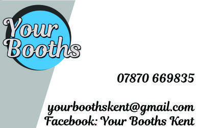 Photo by Your Booths Kent